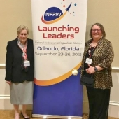 1_launching-leaders-theme.-Joyce-Hinman-and-Denise-Ognio